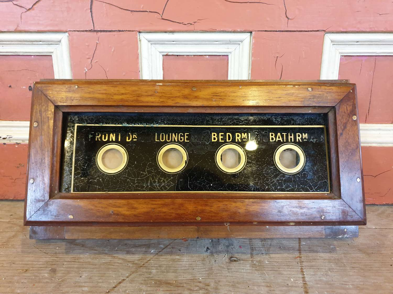 Servants Bell Box