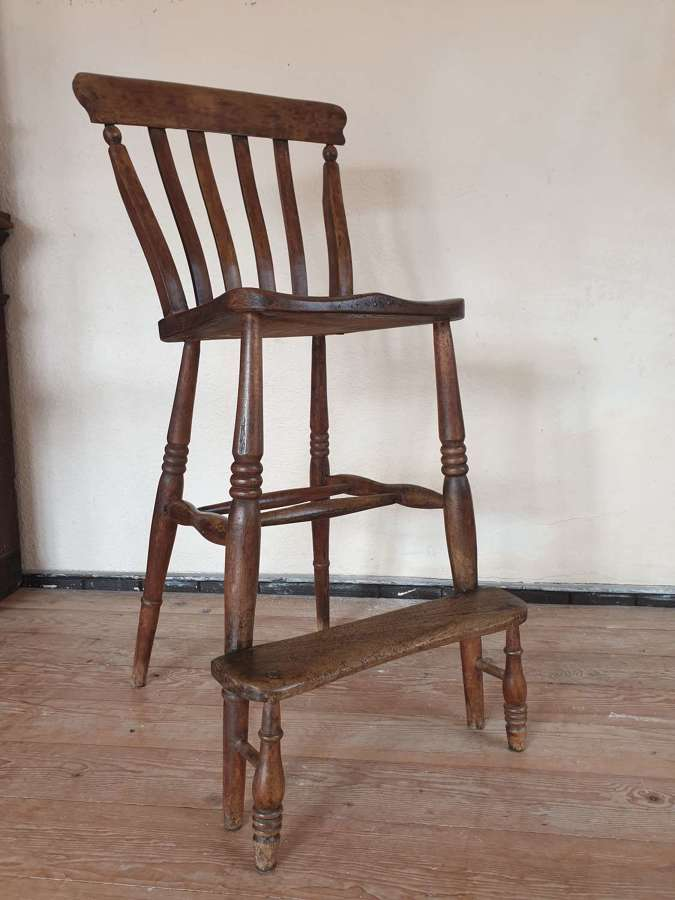 19th Century Headmasters Chair