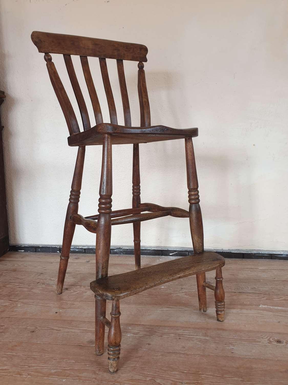 19th Century Headmasters Chair
